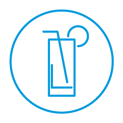 Core Blue Icons_Drink