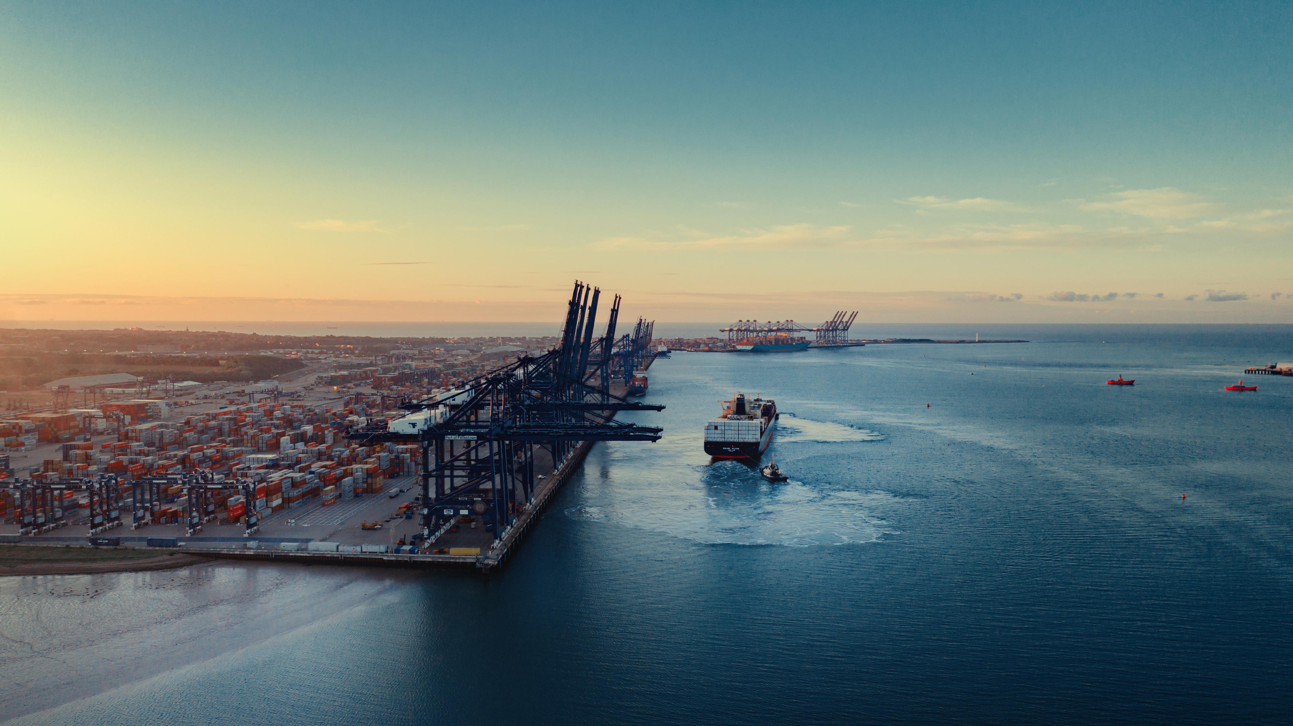 Cargo transit exposure
